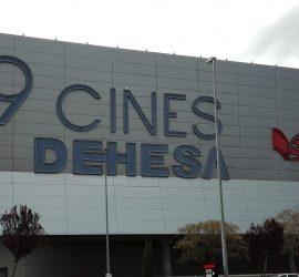 Publicidad Cines La Dehesa