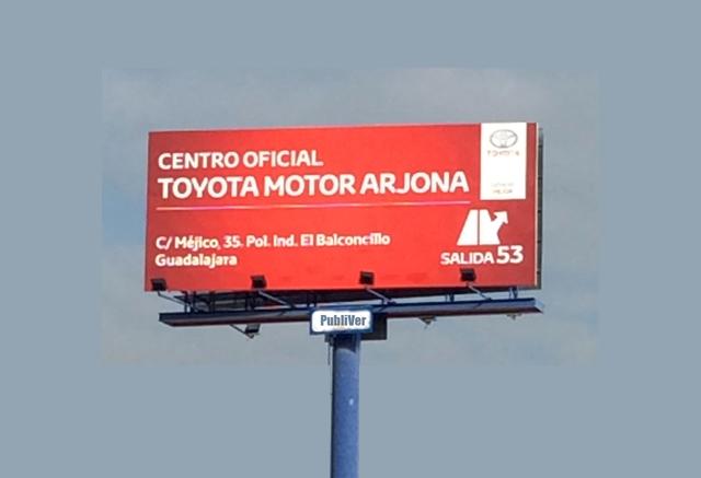 Publicidad Torrejon